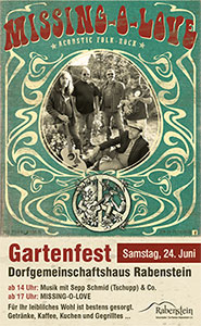 Gartenfest Dorfverein Rabenstein